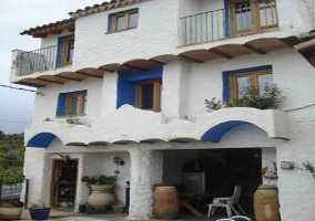 Casa Puntal de la Cruz - La Tejeruela