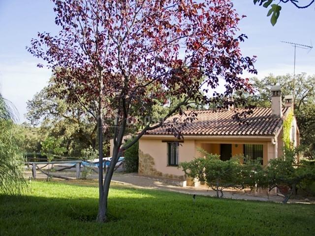 Alojamiento Rural Encina De Alajar Casa Rural En Alajar Huelva