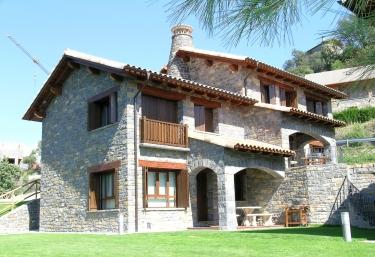 Casas Ordesa- Casa Edelweiss - Belsierre, Huesca