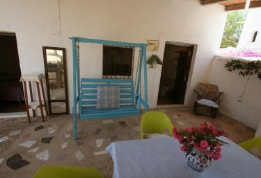 Casa Azulete - Pozo De Los Frailes, Almería