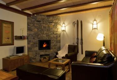 Casas Ordesa- Casa Lavanda - Belsierre, Huesca