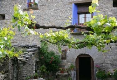 Arbe - Almazorre, Huesca