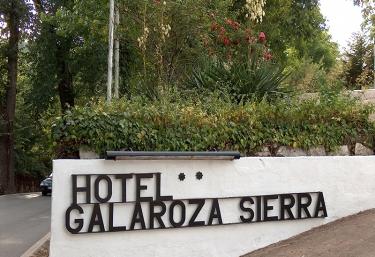 Hotel Galaroza Sierra - Galaroza, Huelva