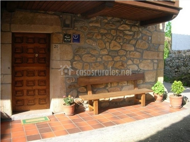 Casa de aldea amparo triana en mestas de con asturias - Casa rural las mestas ...