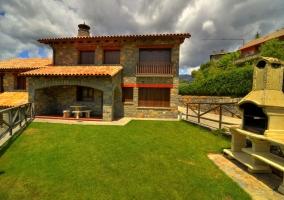 Casas Ordesa- Casa Tulipanes