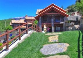 Casas Ordesa- Apartamentos Suite Añisclo