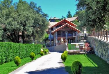 Casas Ordesa- Apartamentos Suit Escuaín - Belsierre, Huesca