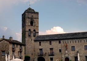 Iglesia de Santa María en Ainsa