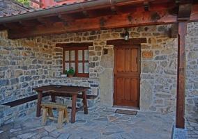 Casas rurales Aldea de Con- El Acebu