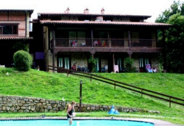 La Casona - Solaz de los Cerezos - Camijanes, Cantabria