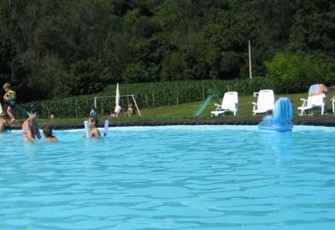 Casas rurales en cantabria con piscina - Piscinas en santander ...