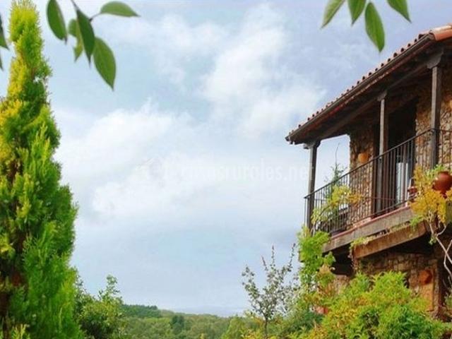 Casa Cantueso - Jardines del Robledo