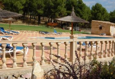 Casa de Los Pollos - Finca La Celada - Moratalla, Murcia