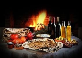 Gastronomía de la zona