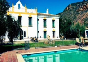 Hotel Caserío de Iznajar