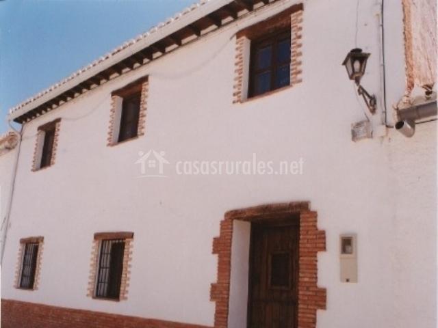 Los casta os ii en jerez del marquesado granada - Casa rural los castanos ...
