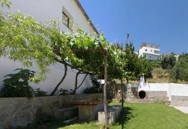 Casas Blancas - Casa 7 - Mecina Bombaron, Granada