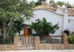 Cueva del Turrilla - Casas Cueva Cazorla - Hinojares, Jaén
