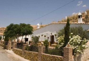 Cueva del Mesto II - Casas Cueva Cazorla - Hinojares, Jaén