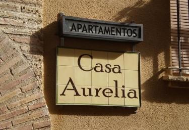 Apartamento Barfaluy - Alquezar, Huesca