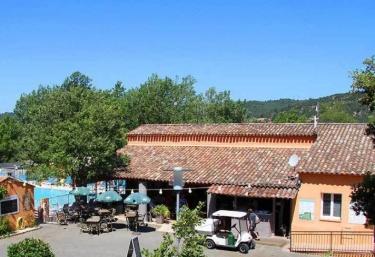 Le Verseau - Gréoux les Bains, Alpes de Alta Provenza