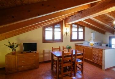 Apartamento Chimiachas - Alquezar, Huesca
