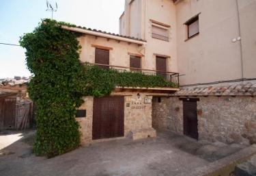 Casa Pequeña Lo Ferré - Beceite, Teruel