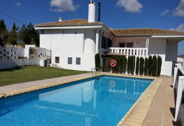 Casa rural Vallejuelos - Utiel, Valencia