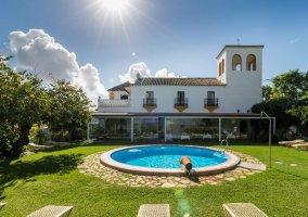 Hacienda Hotel Santiscal