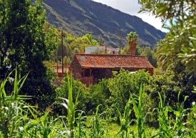 La Casa Rural Fuente de la Flora