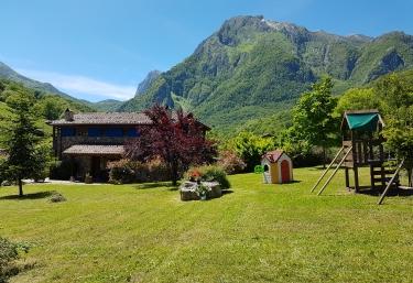 Casa la Matuca - Valle de Bueida - Ricabo (Quiros), Asturias