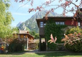 Casa la Vega - Valle de Bueida