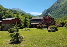 Casa el Grillo - Valle de Bueida