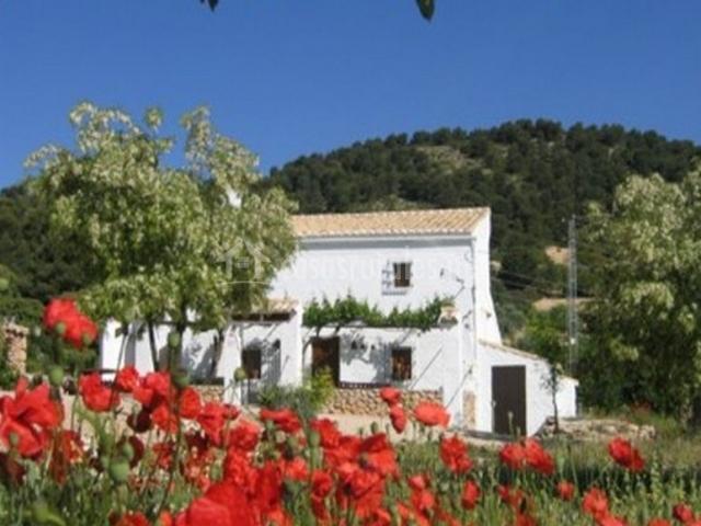 Cortijo manuel casas rurales en castril de la pe a granada - Casas rurales baratas en castril ...