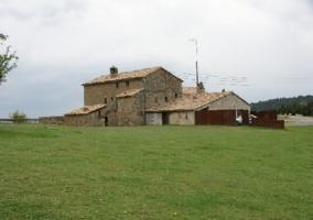 El Cap del Pla de la Salada - Lladurs, Lleida