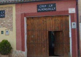 Casa La Buhardilla