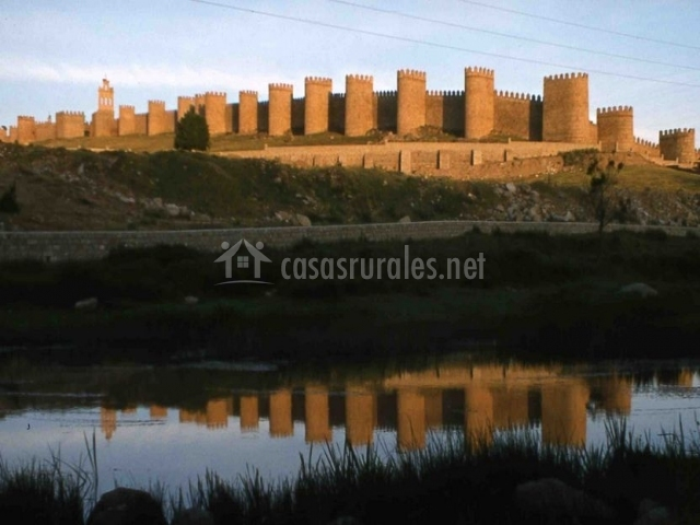 Paisaje de Ávila