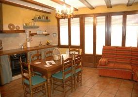 Casa Rural Nuri de Rei 'B' - Todolella, Castellón