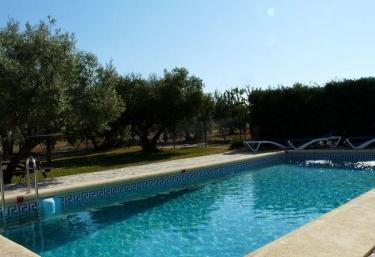Casas rurales con piscina en pozo alcon p gina 2 for Piscina jaen