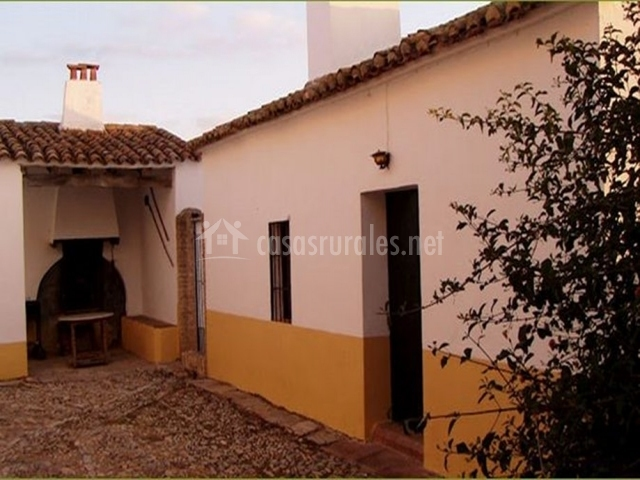 Casa del Guarda - La Florida del Valle en Guadalcanal (Sevilla)
