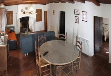 Casa del Guarda - La Florida del Valle - Guadalcanal, Sevilla