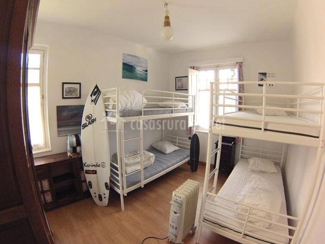 Casa rural surf albergues rurales en ribadesella asturias - Casas rurales en asturias para 4 personas ...
