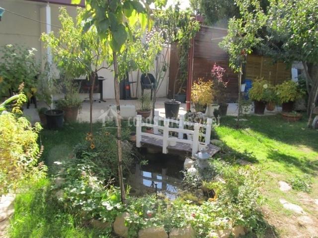 Casa rural oldabre en tirapu navarra for Estanque jardin pequeno