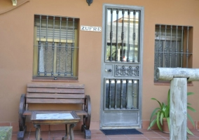 Cortijo Zalamea - Casa Zufre
