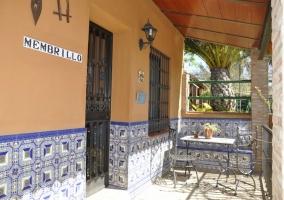 Cortijo Zalamea - Casa Membrillo