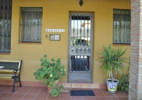 Cortijo Zalamea - Casa Zarandas