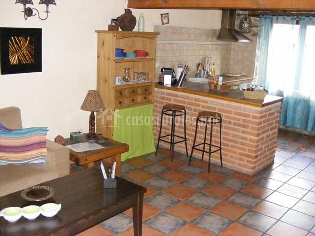 Colirrojo los sitios de aravalle en casas del abad vila - La cocina del 9 ...