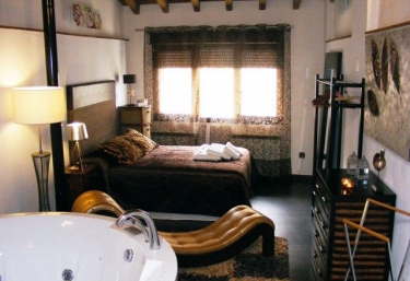 Naturalista - Los Sitios de Aravalle - Casas Del Abad, Ávila