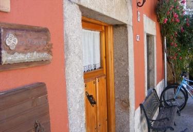 Plazuela Spa - Los Sitios de Aravalle - Gil-García, Ávila