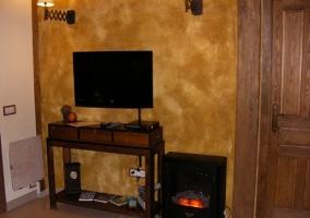 Televisor del salón